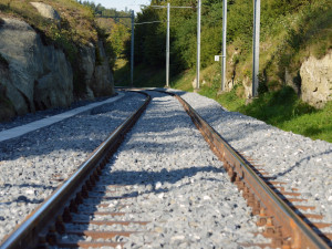 V Rychnově se střetl vlak s chodcem. Ten na místě podlehl zraněním
