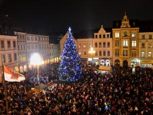 Liberecký advent letos oživí pětadvacetimetrové ruské kolo. Nabídne jedinečný výhled