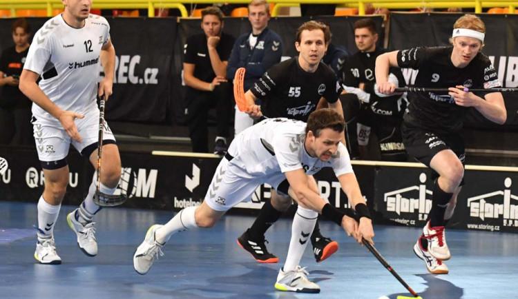 Florbalisté nestačili ani na Brno, v lize prohráli třetí utkání v řadě