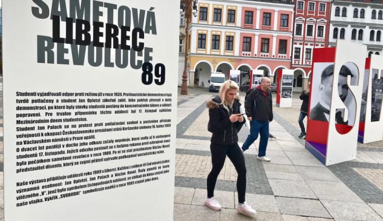 PŘEHLED: Liberec si připomene třicáté výročí revoluce sérií akcí
