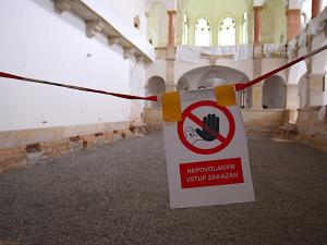 Muzeum bude ještě rok zavřené. Modernizace pokračuje stavebními pracemi i restaurováním exponátů
