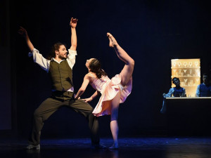 Divadlo uvede Sluhu dvou pánů jako komiksový balet