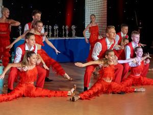 Příští týden ve znamení tance. Otevřené taneční mistrovství světa se koná opět v Liberci