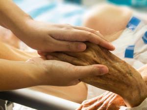 Roky pečují o seniory nebo handicapované. Tulipan ocení neformální pečující osoby