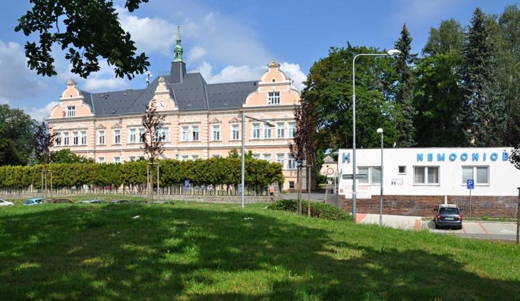 Areál frýdlantské nemocnice by se měl dočkat modernizace za desítky milionů korun