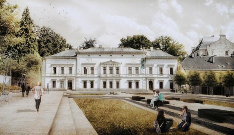 Příští rok začne přestavba Liebiegova paláce na Centrum aktivního života. Vyjde na 200 milionů