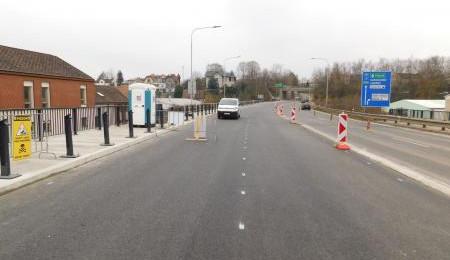 Most přes Jizeru v Turnově bude opět plně průjezdný. Uzavírka skončí na konci měsíce