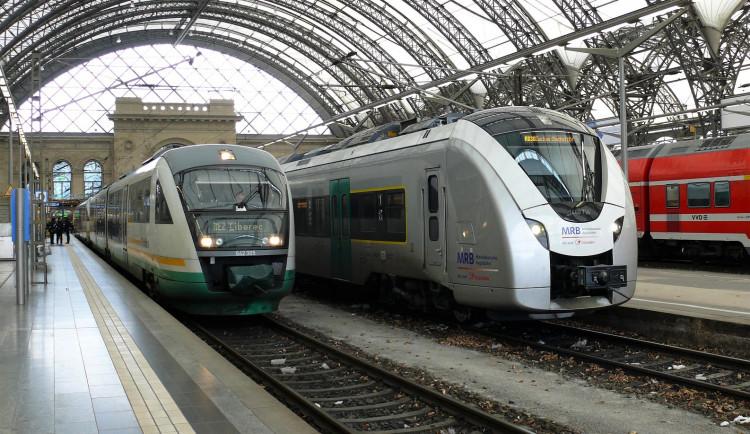 Oprava nádraží v Žitavě skončila. Adventní vlaky do Drážďan pojedou bez omezení