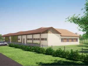 V Jestřebí opraví a rozšíří domov pro ženy s mentálním postižením. Vzniknou nové byty