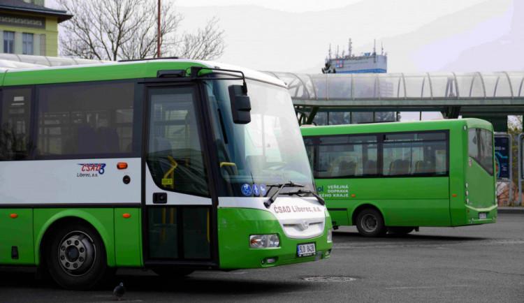 Krajská společnost Autobusy LK nakoupí autobusy za čtvrt miliardy. Většinu peněz si půjčí
