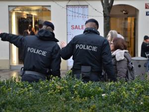 Začíná advent, do ulic míří policisté. Zaměří se na bezpečnost obyvatel