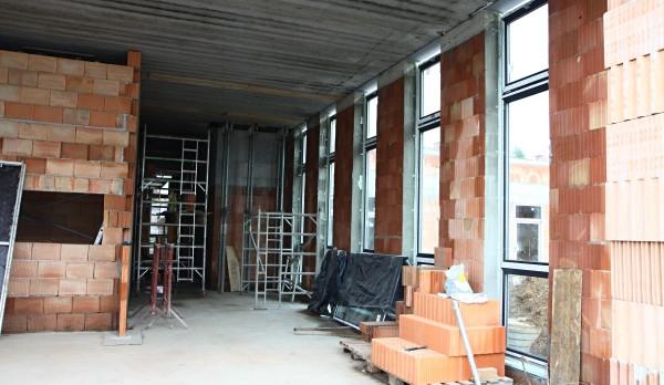 Výstavbu Alzheimer centra v Turnově nezastaví ani zima