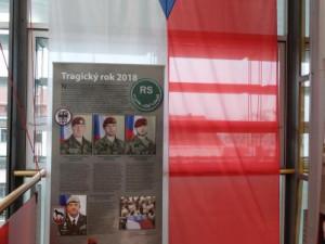 Svůj život zasvětili armádě. Výstava ve Frýdlantu mapuje životy lidí, kteří při nasazení položili život