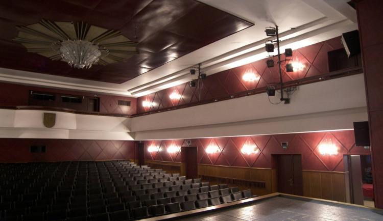 Během příštího podzimu by měla odstartovat rekonstrukce Jiráskova divadla
