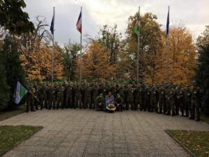 Liberečtí vojáci mají štědré srdce. Finančně pomohli bývalému kolegovi i libereckému hospici