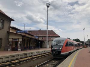 Moderní komfortní vlaky budou jezdit i mezi Libercem a Lomnicí a také mezi Tanvaldem a Železným Brodem