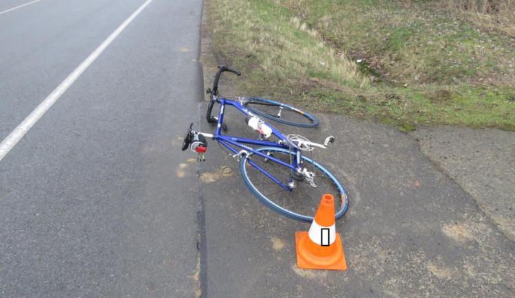 Zraněného cyklistu hledali ve čtyři ráno strážníci