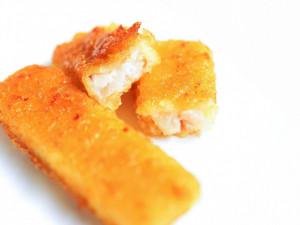 Trojice rybích prstů obsahovala méně masa, než bylo výrobci uvedeno na obalu