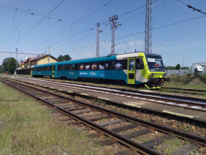 Arriva už trénuje na železnicích v Libereckém kraji. Od neděle začne jezdit na nových linkách