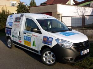 Centrum denních služeb v Jablonci získalo sociální automobil