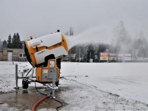 Bedřichov letos poprvé vyzkouší nový zasněžovací systém