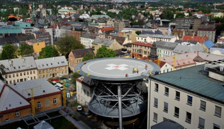 Liberecká nemocnice bude letos v zisku kolem 90 milionů korun