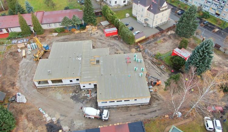 Hejnice díky počasí získaly na stavbu školky celou dotaci