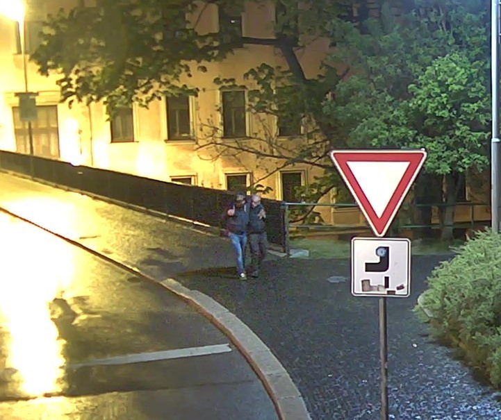 HORNOMSTK TELEGRAF, SLO 4, JEN - Horn Msto