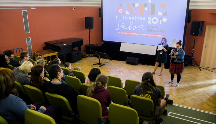 Filmový festival Anifilm se přesouvá do Liberce