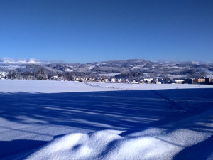 Zimní dovolená v Krkonoších. Plná radovánek i relaxace