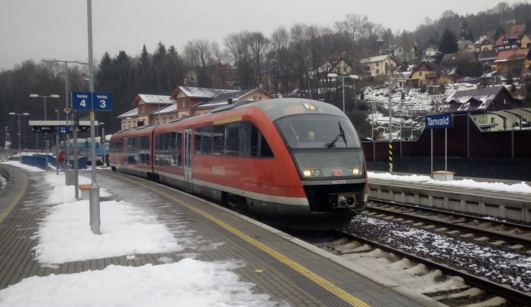 Arriva má na železnici stále velké problémy. Kraj bude na dopravci vymáhat sankce