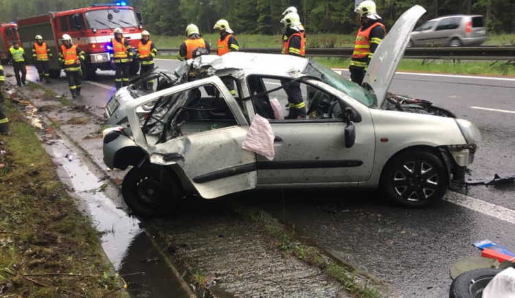 Při dopravních nehodách v Libereckém kraji zemřelo loni dvanáct lidí