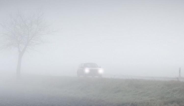 Meteorologové varují, v Libereckém kraji se budou vytvářet mrznoucí mlhy
