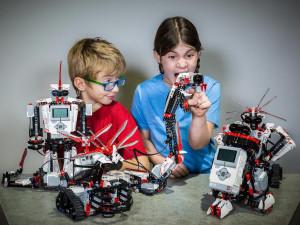 Víkend plný stavebnice LEGO v libereckém iQPARKU