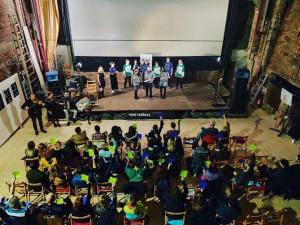 Zápas v divadelní improvizaci? Ve Varšavě se utkají dva herecké spolky