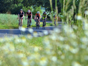 Kraj dá na podporu cyklotras devět milionů korun. Stavět se bude mezi Chotyní a Bílým Kostelem