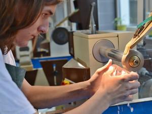 V Kamenickém Šenově vzniká inkubátor pro mladé sklářské talenty