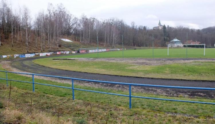 Šedesát let staré hřiště se promění, ve Frýdlantě vznikne moderní atletický stadion