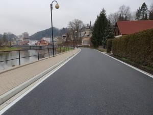 Na opravy svých silnic přidá Liberecký kraj přes čtvrt miliardy