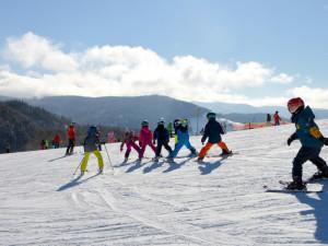 Podmínky pro skiareály se pomalu zlepšují. Tanvaldský Špičák otevře všechny sjezdovky