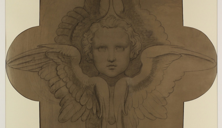 Führichovy liberecké kresby byly předlohou pro kostel ve Vídni, vystavuje je galerie