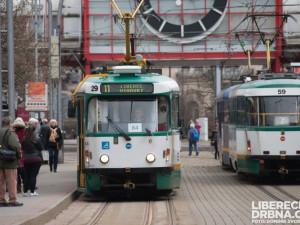 Jablonec zaplatí za půl roku provozování tramvaje přes deset milionů