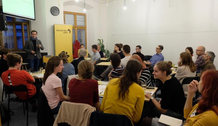 Jak správně lobbovat? To přiblíží workshop v Kině Varšava