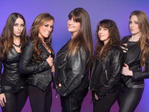 The Iron Maidens poprvé v Česku! Kalifornská kapela zazáří na Fryyfestu