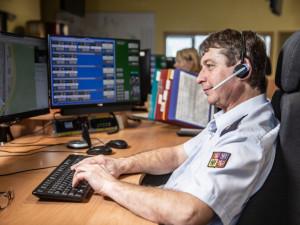 Jak to vypadá na operačním středisku hasičů? Můžete se přijít podívat v Den evropské linky