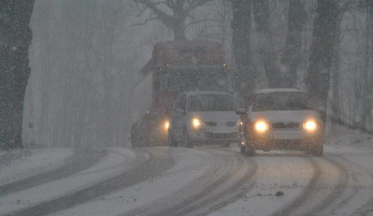 Cesta pro Oldřichovské sedlo už je opět průjezdná pro kamiony