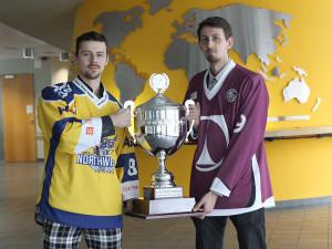 Liberecká univerzita má po padesáti letech hokejový tým. Poprvé změří síly s ústeckým výběrem