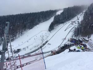 První mezinárodní závody po sedmi letech na Ještědu nebudou, není dost sněhu