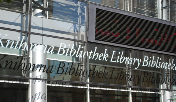 Pojďte do knihovny. Za knihami, hrami i němčinou