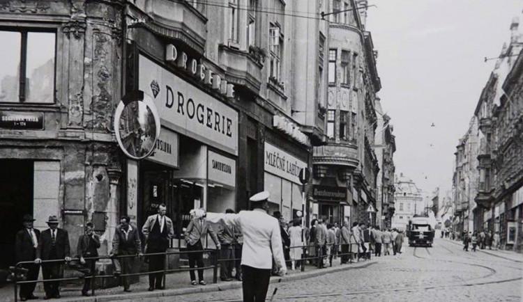 DRBNA HISTORIČKA: Proměny Šaldova náměstí a jeho okolí